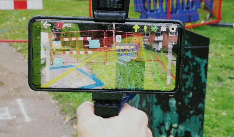 Augmented Reality: From Video Games to the Construction Industry