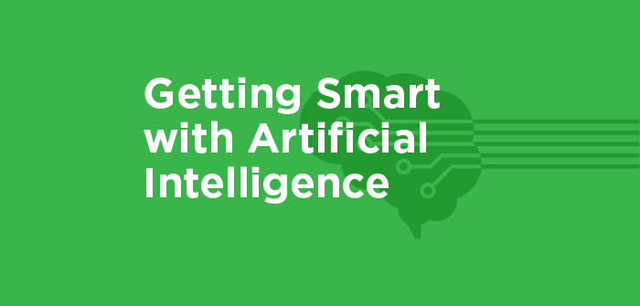 Getting Smart with AI banner