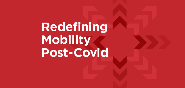 Redefining Mobility post Covid banner